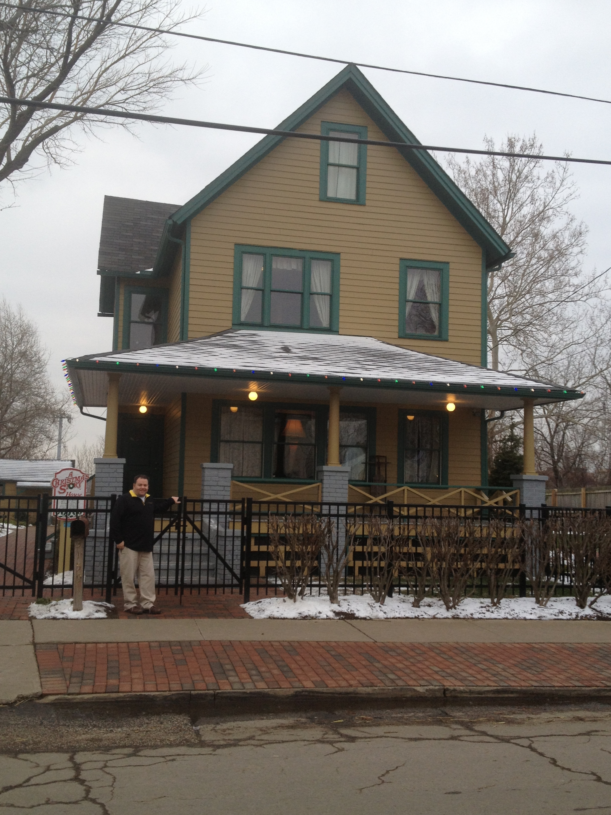 Christmas Story House.Christmas Story House Cleveland Oh The Conahan Experience